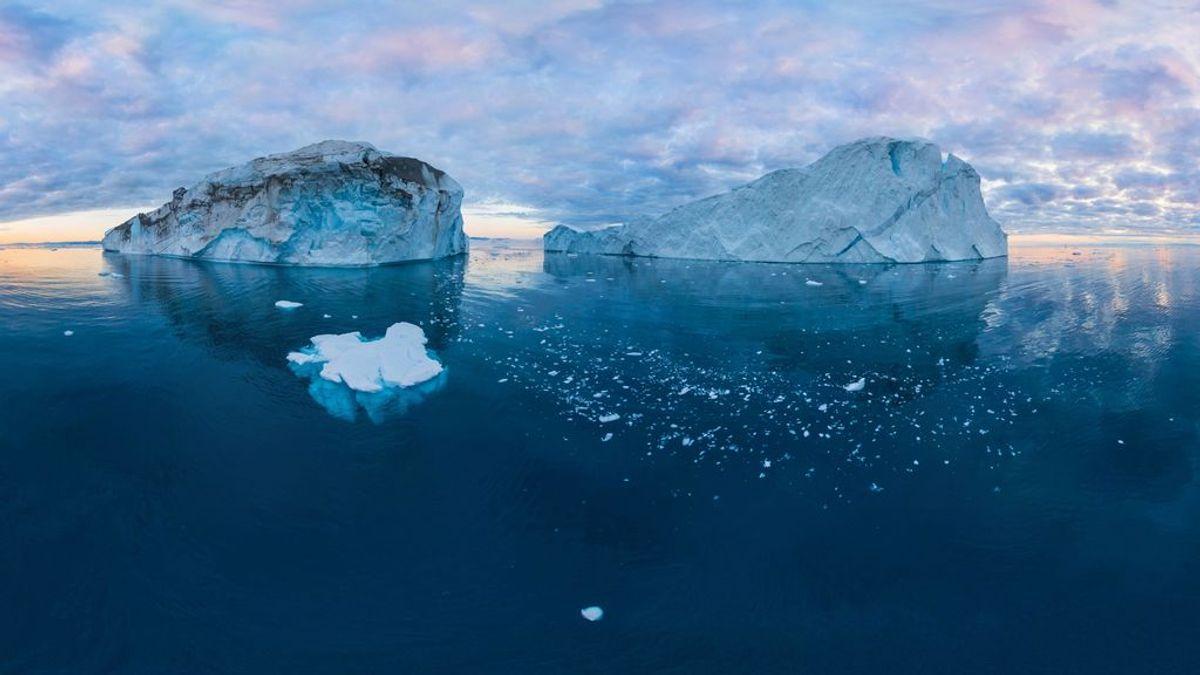 El enorme deshielo en Groenlandia en 2019 elevó el mar 2,2 milímetros