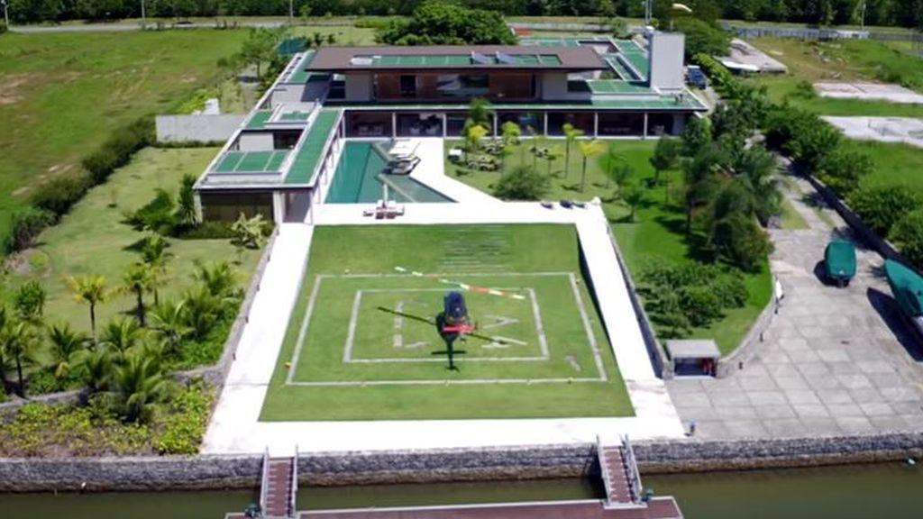 Mansion neymar