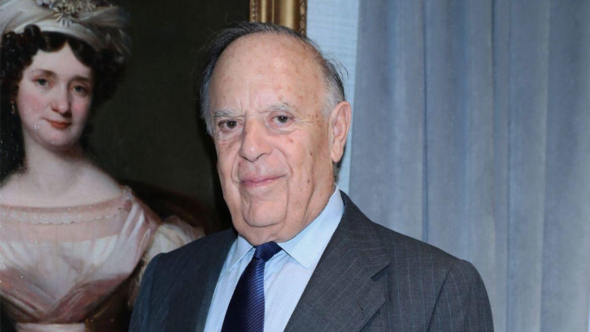 Carlos Falcó, ingresado grave por coronavirus
