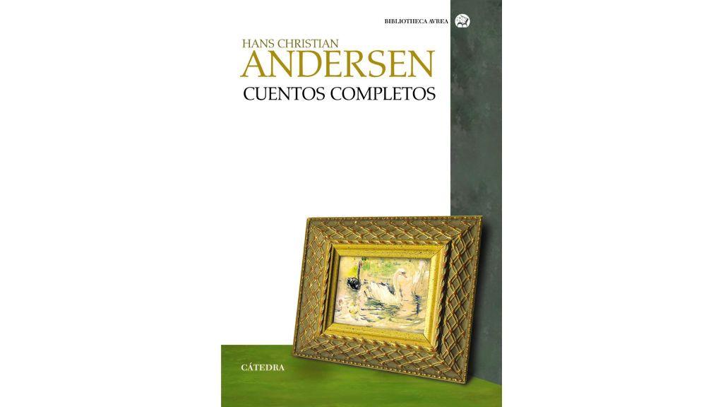 'Cuentos completos' de Hans Christian Andersen.