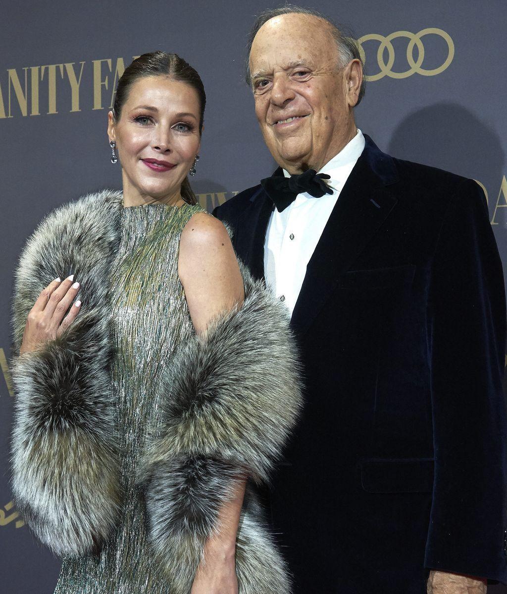 Carlos Falcó y Esther Doña, su última mujer