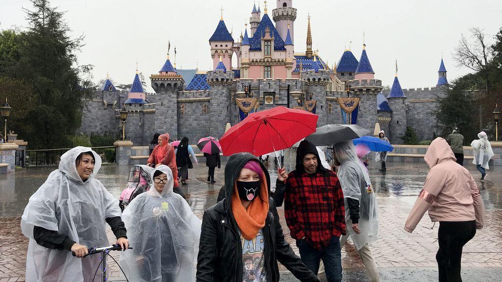 ¿Te imaginas como sería un Disneyland desierto? Aquí lo tienes