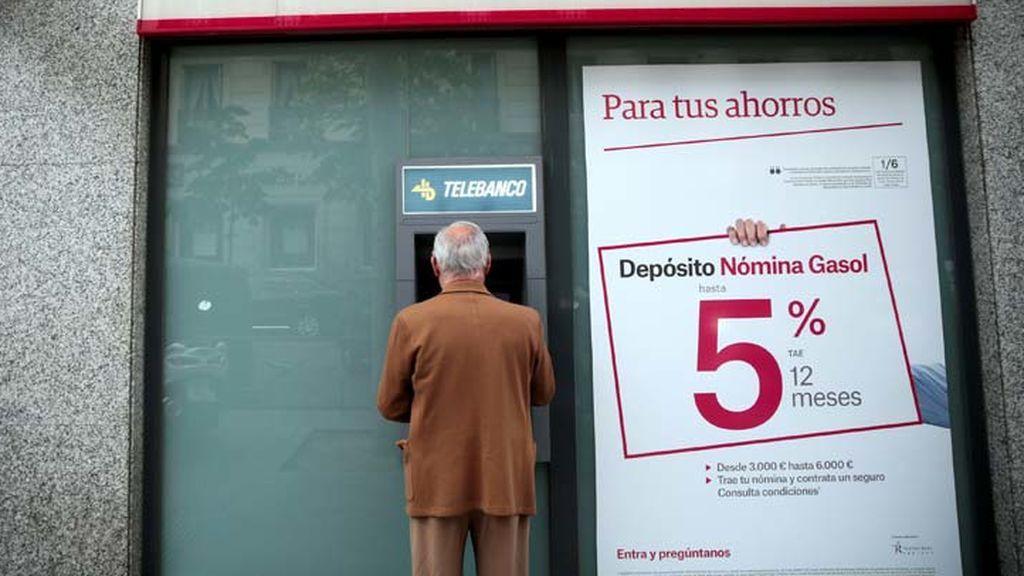 Entidades bancarias adelantan el pago de pensiones y activan medidas para evitar colas en oficinas ante el coronavirus