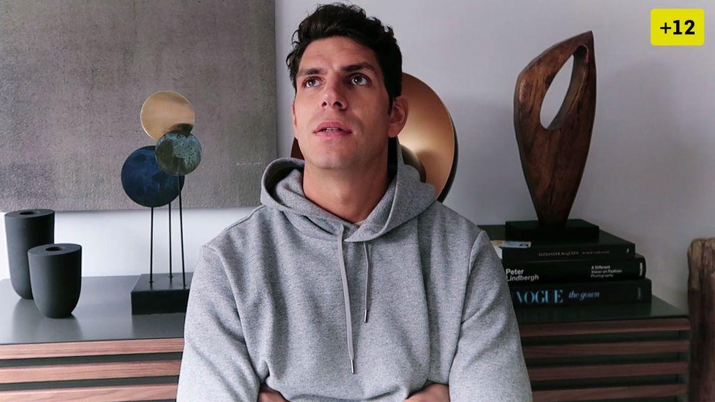 Diego Matamoros, recluido en casa y a la espera de la prueba por coronavirus (2/2)
