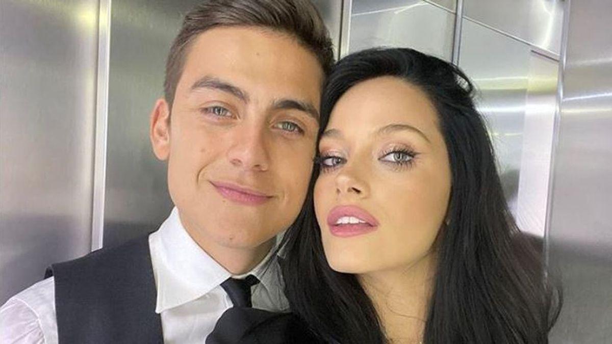 Paulo Dybala y su novia, Oriana Sabatini, dan positivo en coronavirus