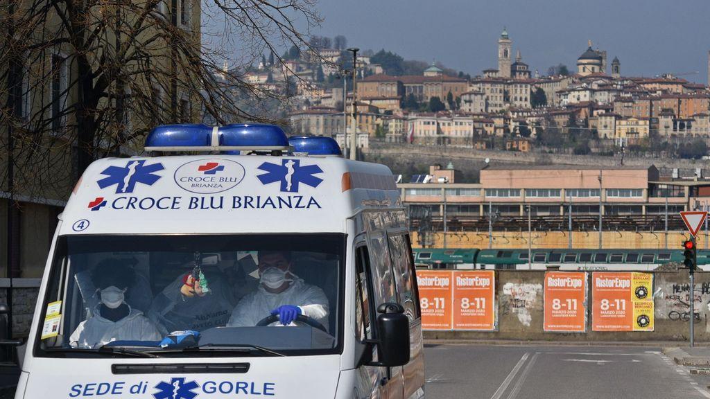 Nuevo máximo de muertes en Italia por coronavirus: 793 fallecidos en las últimas 24 horas elevan el total a 4825