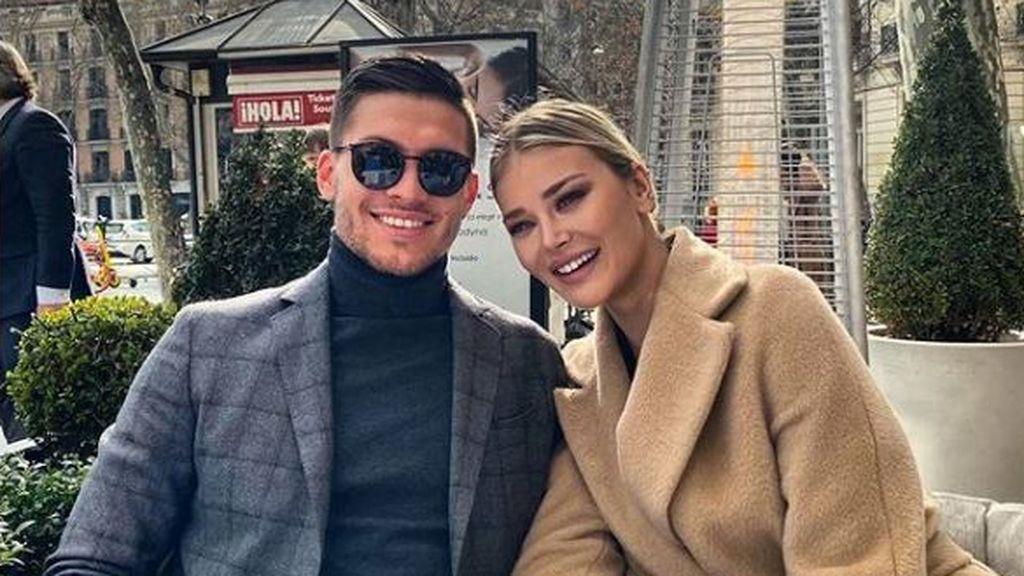 Jovic anuncia que su novia está embarazada en plena fuga a Serbia por el coronavirus