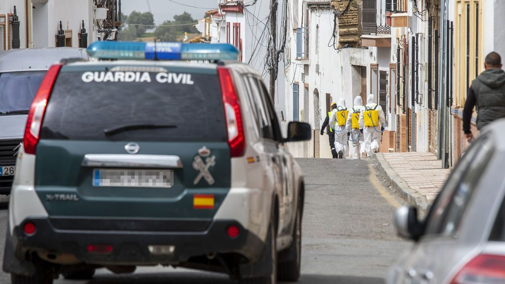 Fallece un tercer Guardia Civil por coronavirus