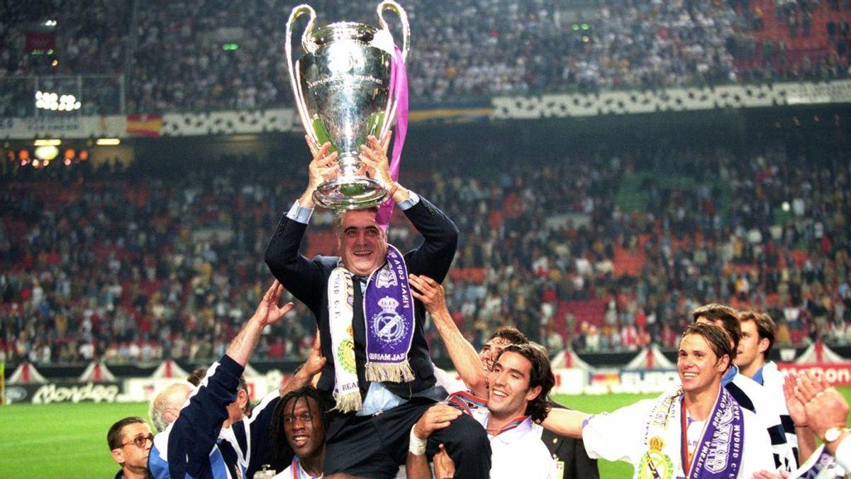 Lorenzo Sanz, el presidente que devolvió la Copa de Europa al Real Madrid 32 años después