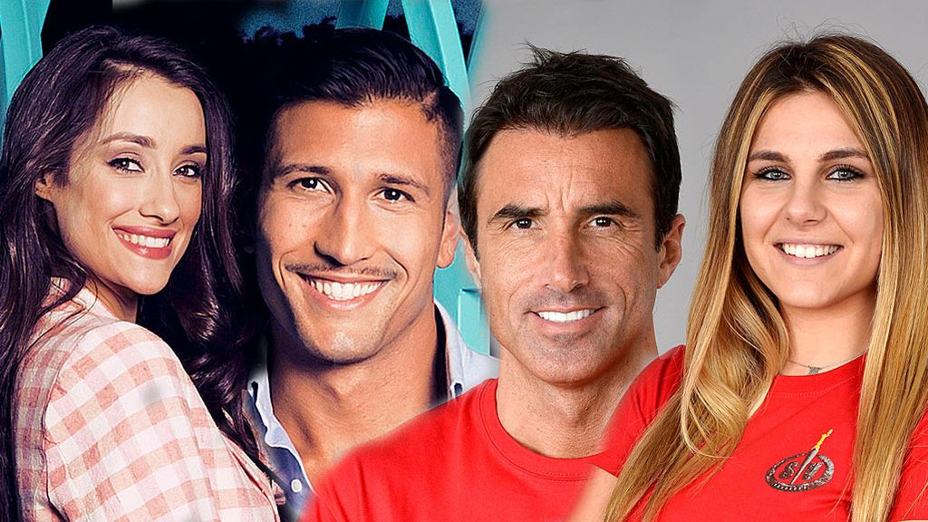 Hugo e Ivana se reencuentran con Adara y Gianmarco en un chat ficticio de whatsapp