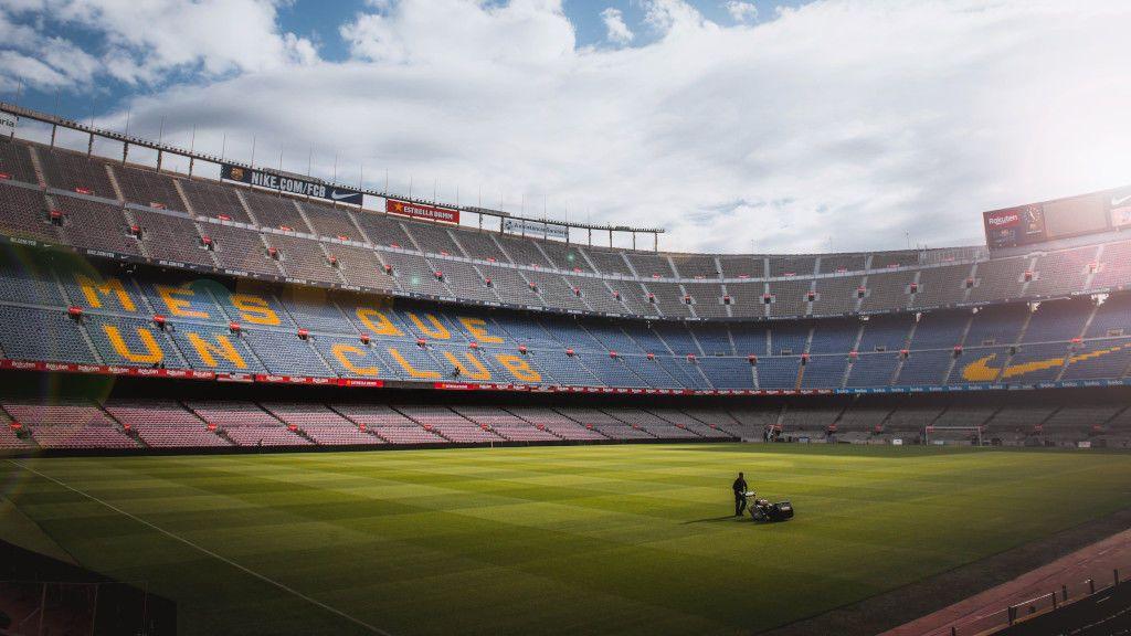 El FC Barcelona ofrece el Camp Nou a la Generalitat para hacer frente a la crisis del COVID-19