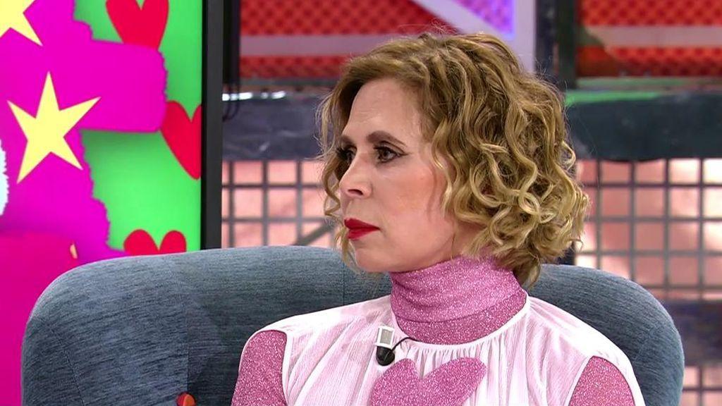 Ágatha Ruiz de la Prada confiesa que está perdonando a Luismi