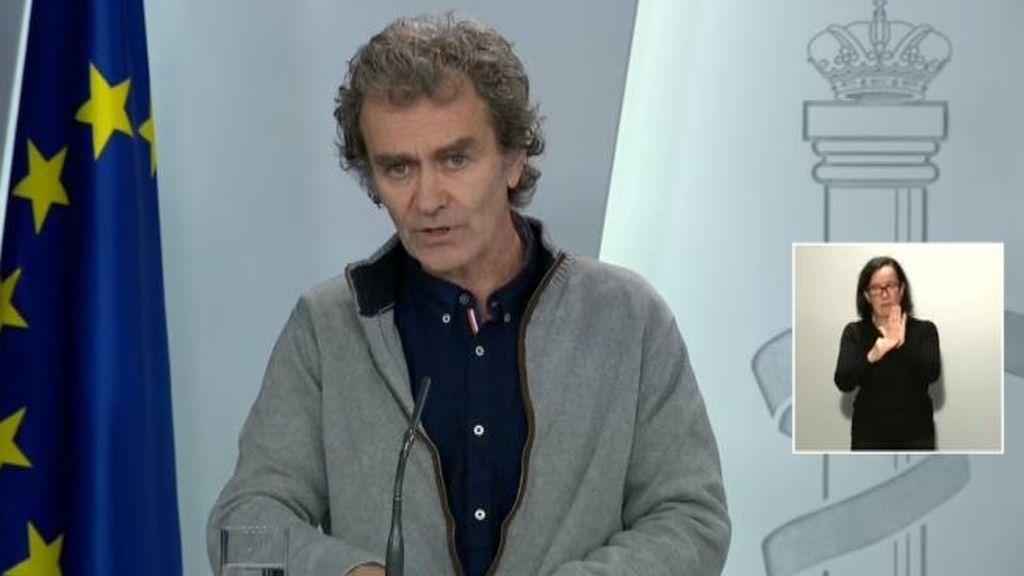 """Simón justifica su prueba del coronavirus: """"Soy una de las personas que más contacto social tiene en España"""""""