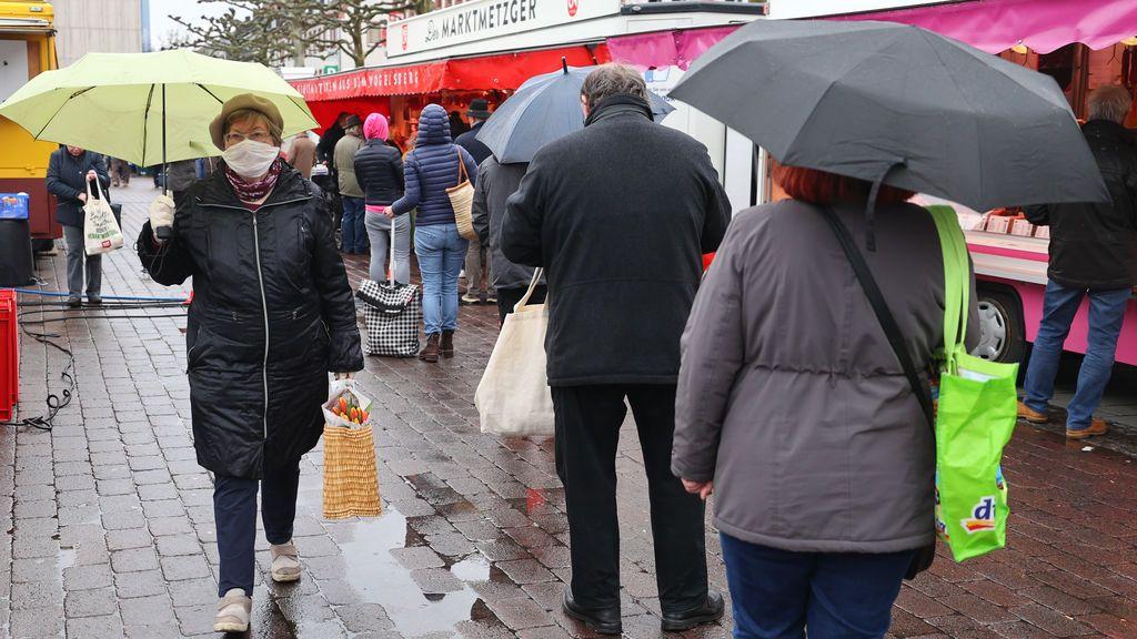 Hanau, la ciudad alemana que ha prohibido el acopio excesivo de papel higiénico y otros bienes
