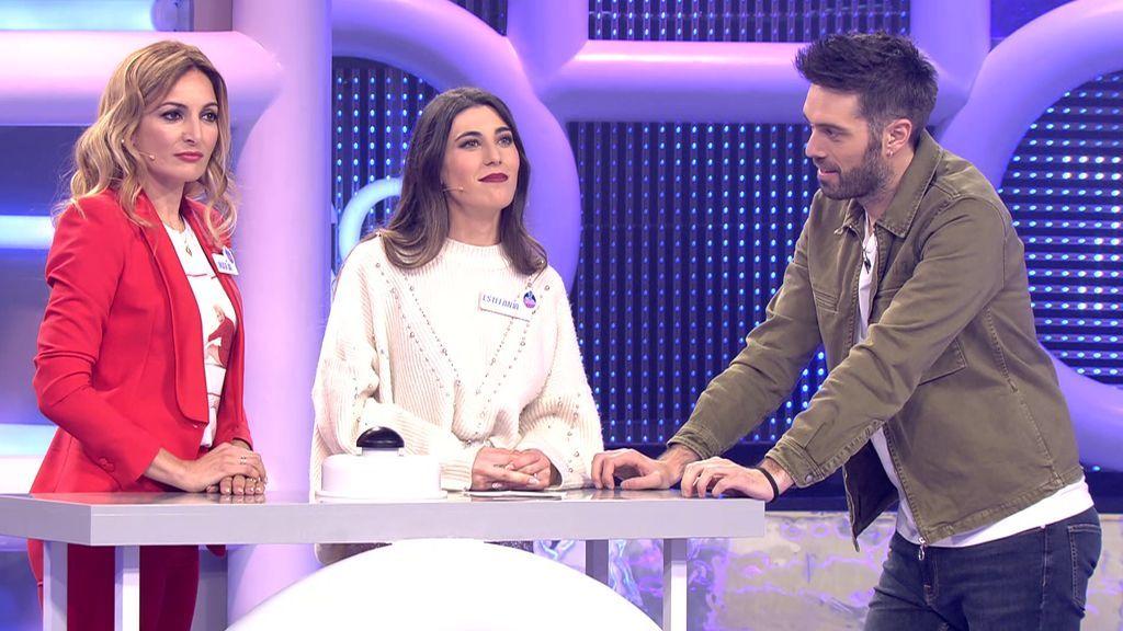 María y Estefanía no tienen suerte en 'El concurso del año': pierden todo el dinero