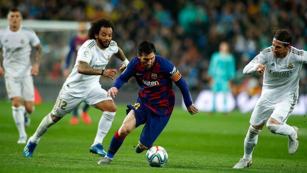 """El fútbol español se cancela indefinidamente hasta que """"no haya ningún riesgo para la salud"""""""