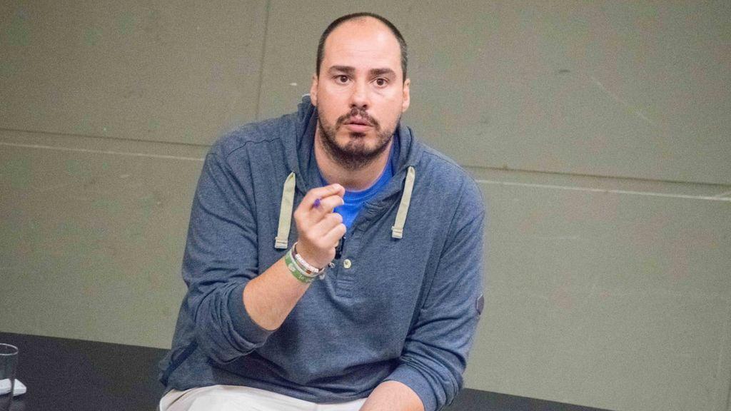 """Antonio Pampliega: """"Si yo superé un secuestro de 299 días, vosotros podéis con esto"""""""