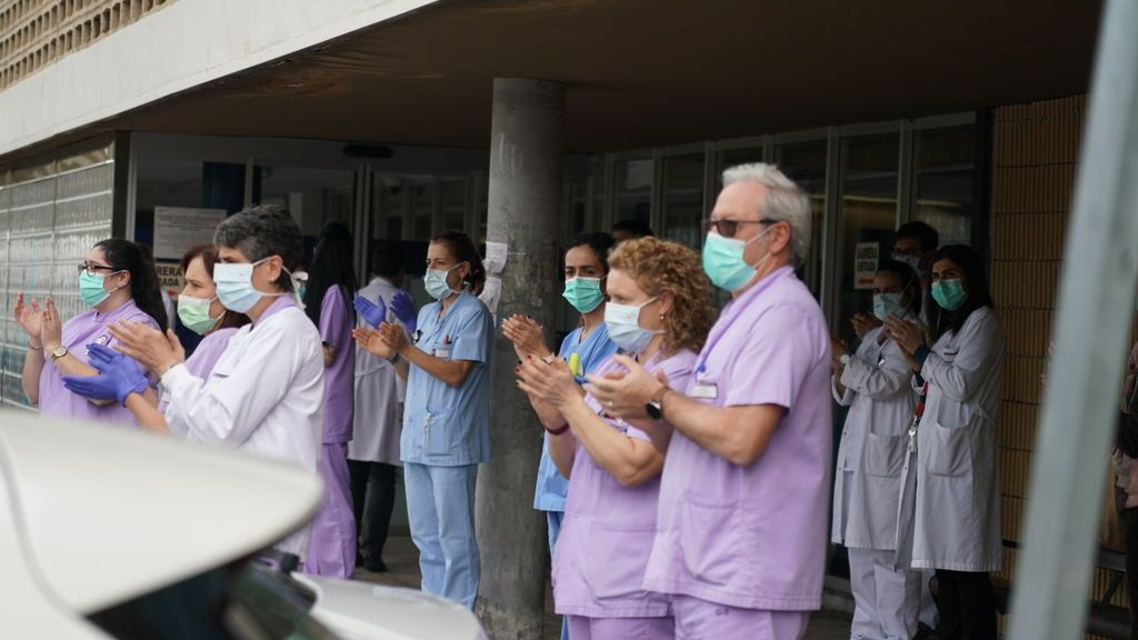 """Enfermeros recuerdan que es """"extremadamente urgente"""" proteger a los cuidadores que luchan contra el Covid19"""