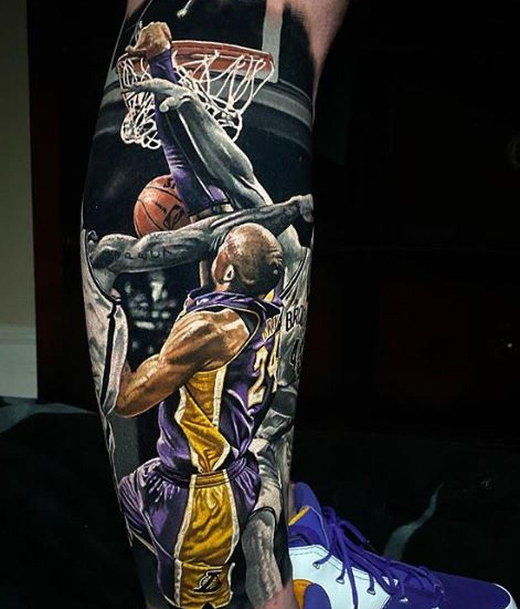 Kobe Bryant Tattoos