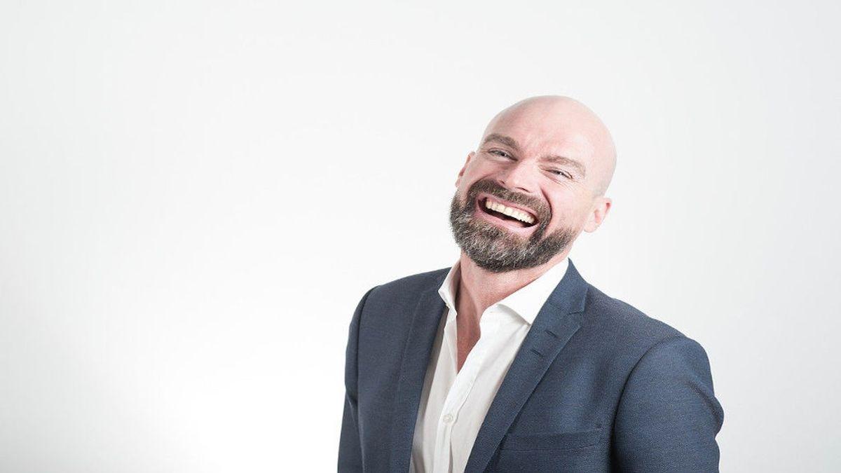Hombres calvos con barba: los cinco modos de llevarla según la forma de tu cara