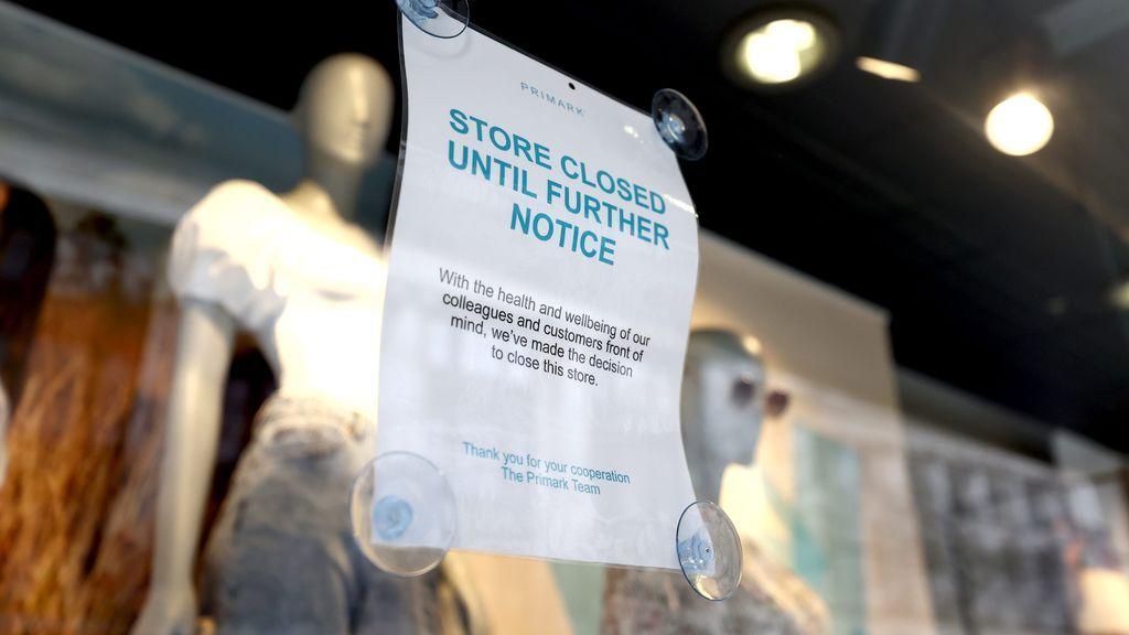 Primark sufre pérdidas de más de 700 millones de euros por el cierre de sus tiendas durante el aislamiento