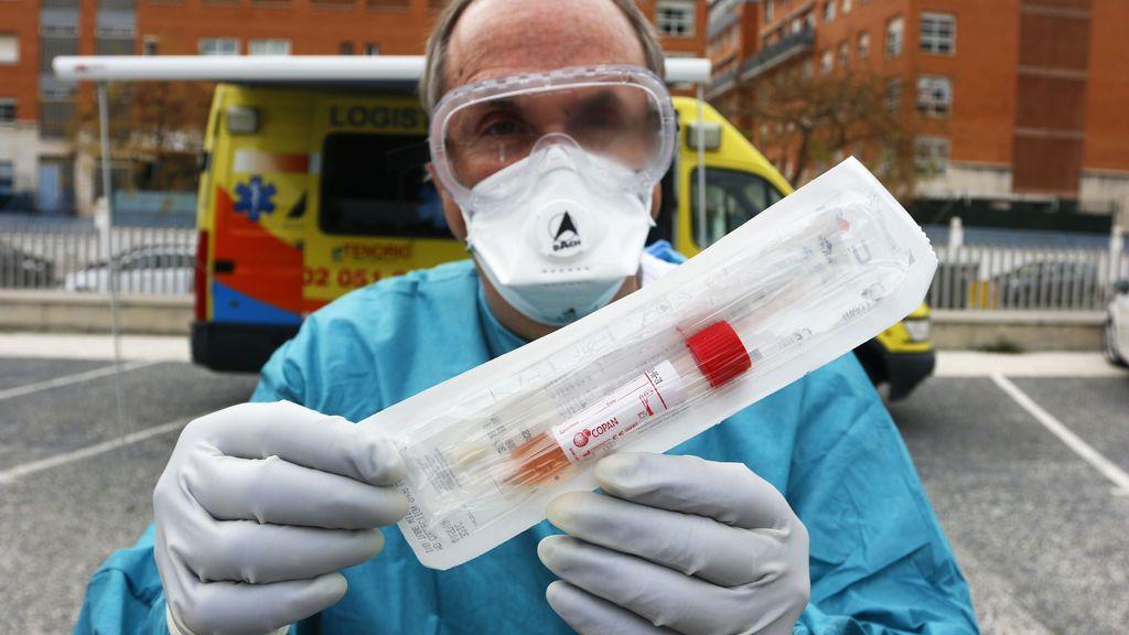 Los test rápidos y la reacción de la polimerasa: así son las pruebas que detectan el coronavirus