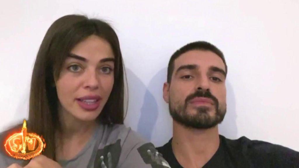 """Violeta y Fabio sospechan tienen coronavirus: """"Probablemente estemos contagiados del covid-19"""""""