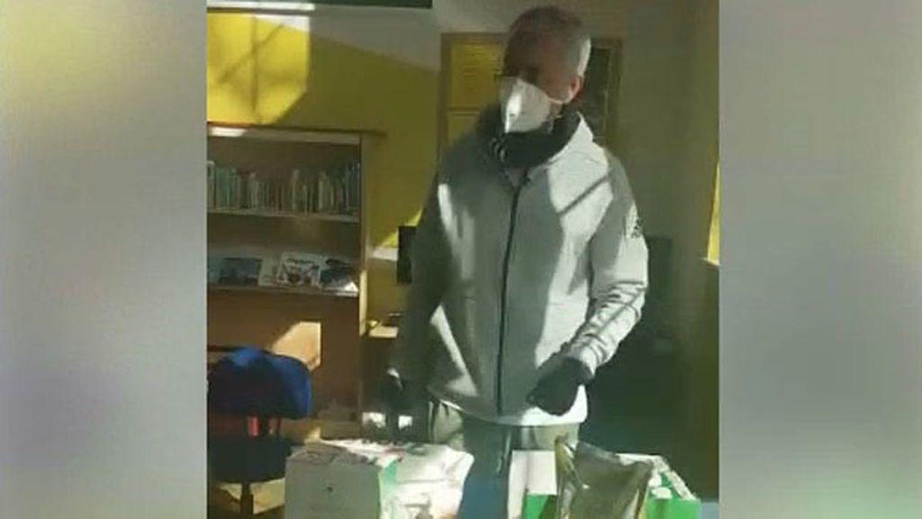 Mourinho se une como voluntario a la lucha contra el coronavirus