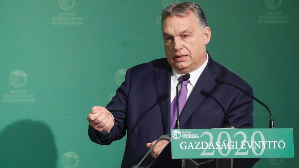El virus y la tentación autoritaria de Viktor Orban