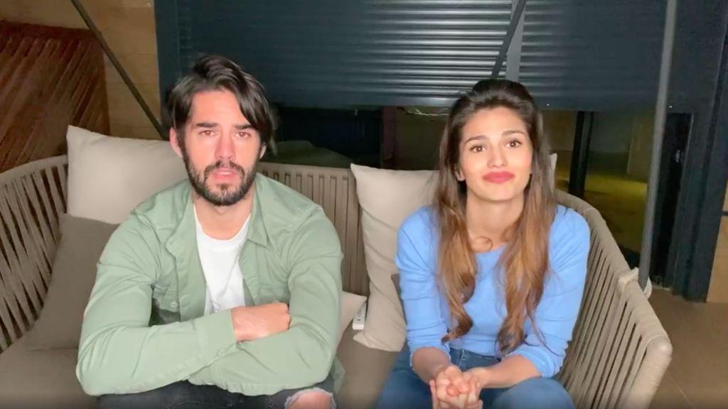 """Isco Alarcón y Sara Sálamo lanzan una campaña solidaria contra el coronavirus: """"Queremos donar material para hospitales"""""""