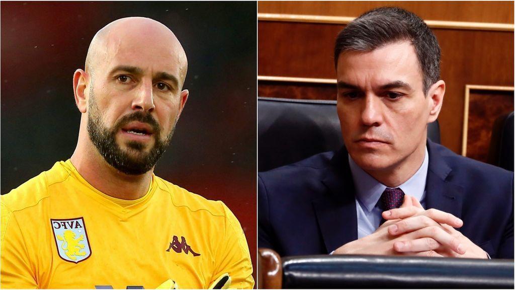 Ivan Campo, Soldado, Reina: las críticas a la gestión de Pedro Sánchez del coronavirus