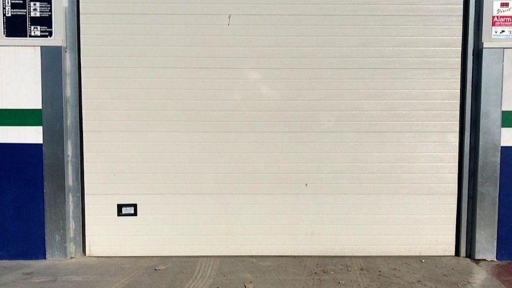 Un taller cerrado
