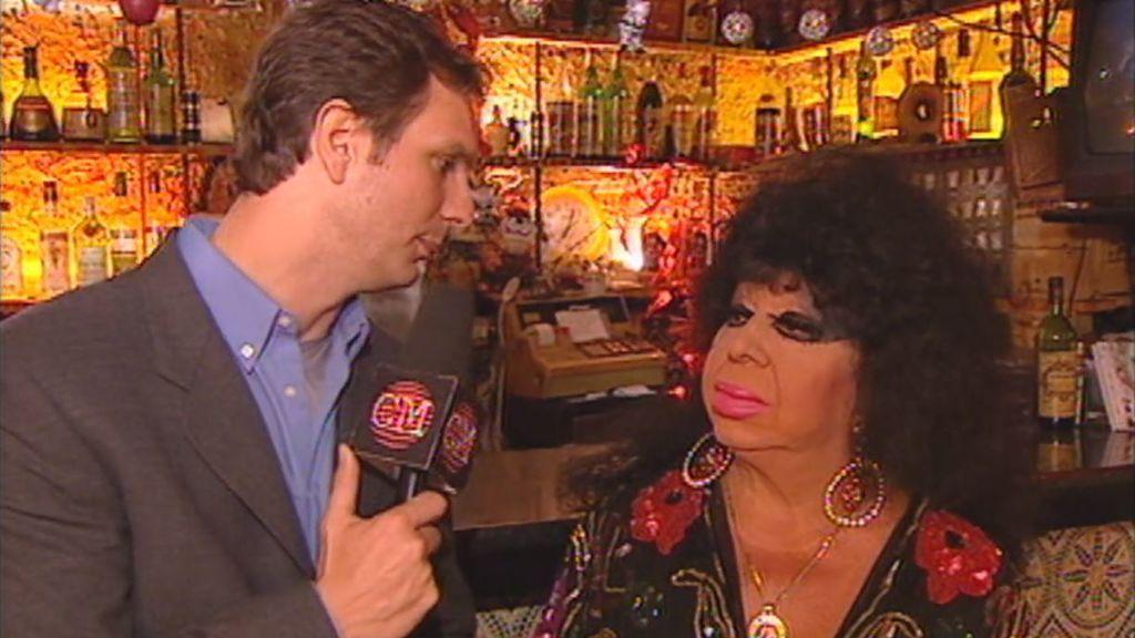 Muere Carmen de Mairena: recordamos su primera entrevista en Telecinco hace 20 años