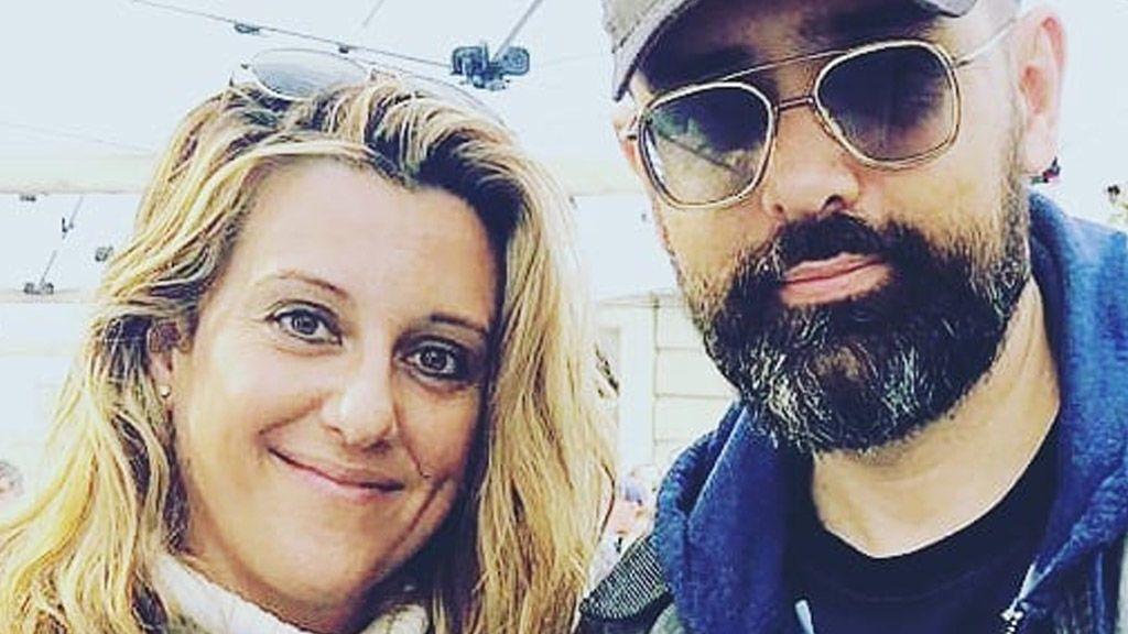 """La hermana de Risto Mejide posa con su novio: """"Te amo mi vida"""""""