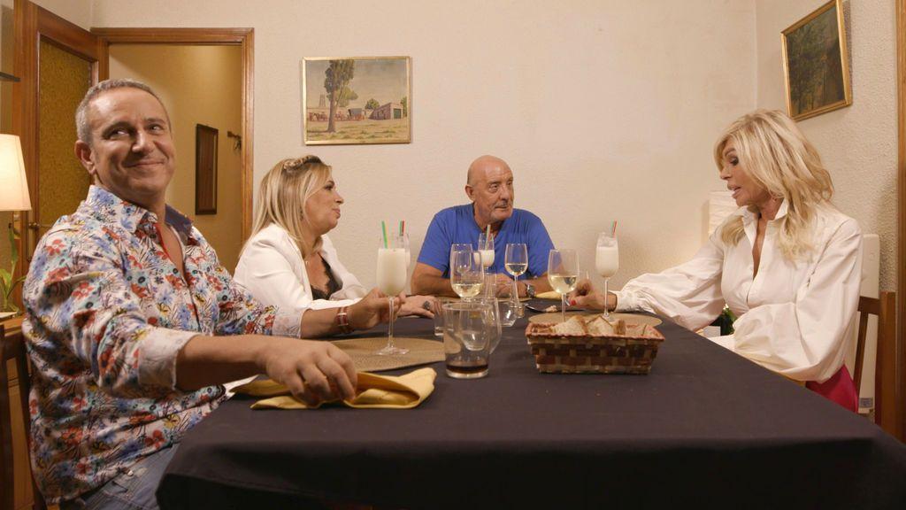 'Furgonazo', 'A la saca' y 'Delicias de Brasil', propuestas gastronómicas de Dioni en 'Ven a cenar conmigo. Gourmet Edition'