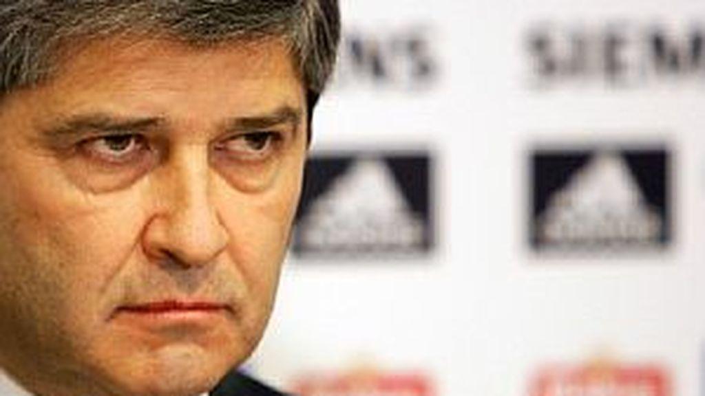 Fernando Martín, ex presidente del Real Madrid, grave tras contagiarse de coronavirus