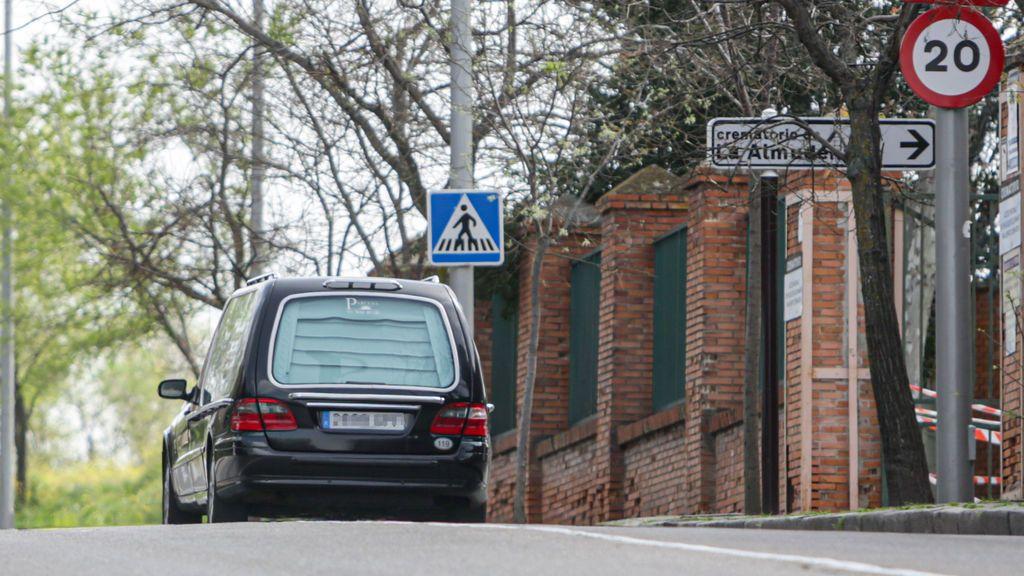 La funeraria municipal de Madrid se cierra a víctimas del Covid por falta de equipos de protección