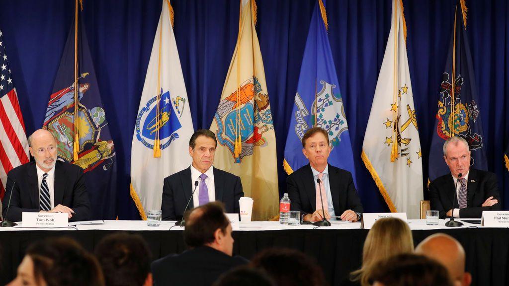 Cerca de 1.000 presos serán liberados de las cárceles de Nueva Jersey por el coronavirus