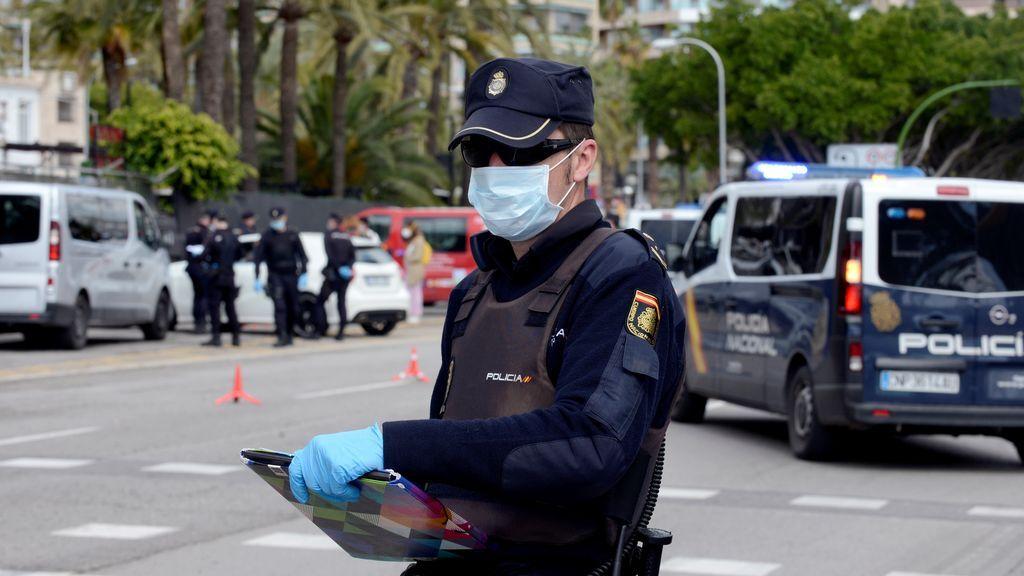 Un hombre, a prisión provisional y sin fianza por infringir repetidamente el confinamiento en Tarragona