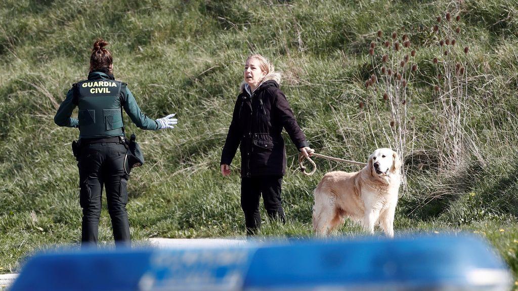 Desde 3.000 euros de multa si tu perro se arrima a otra persona durante el estado de alarma