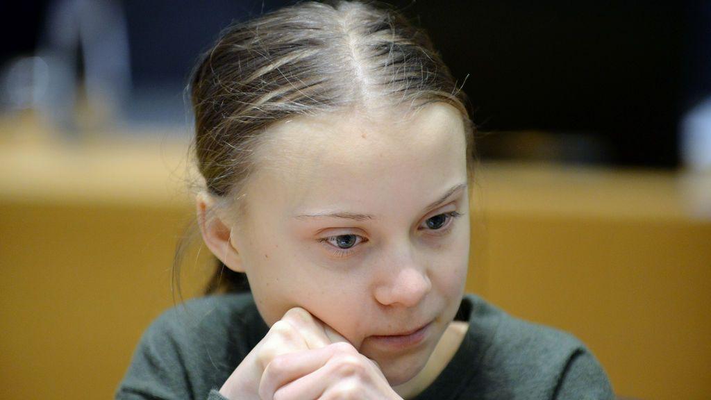 Greta Thunberg, aislada, afirma que tiene síntomas compatibles con el coronavirus aunque no se ha hecho el test