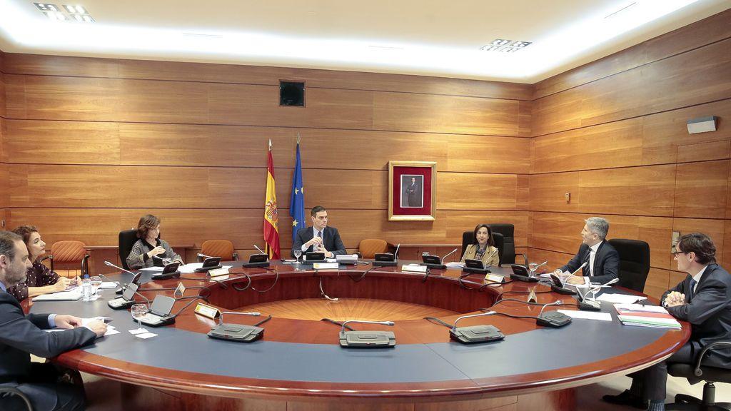 Consejo de ministros telemático
