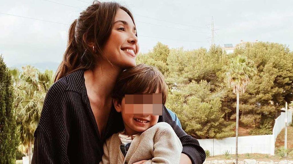 """Ana Moya contra su ex por el movimiento de su hijo durante el estado de alarma: """"No quiero que esté de casa en casa"""""""