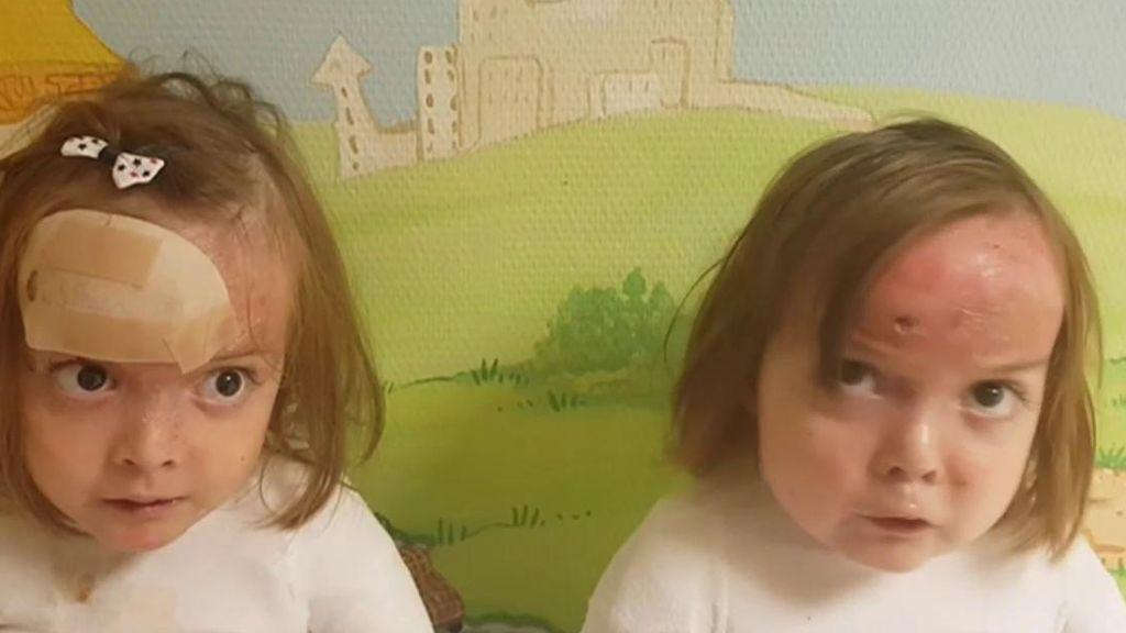 Joaquín Prat llora con el mensaje de las gemelas que llevan 4 meses en el hospital