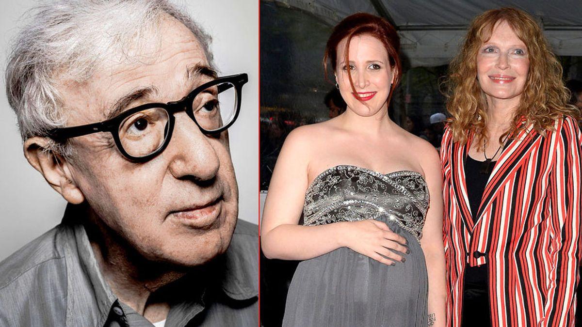 """Lo que Woody Allen cuenta en sus memorias: """"Mia Farrow maltrataba a sus hijos y dormía desnuda con Ronan"""""""