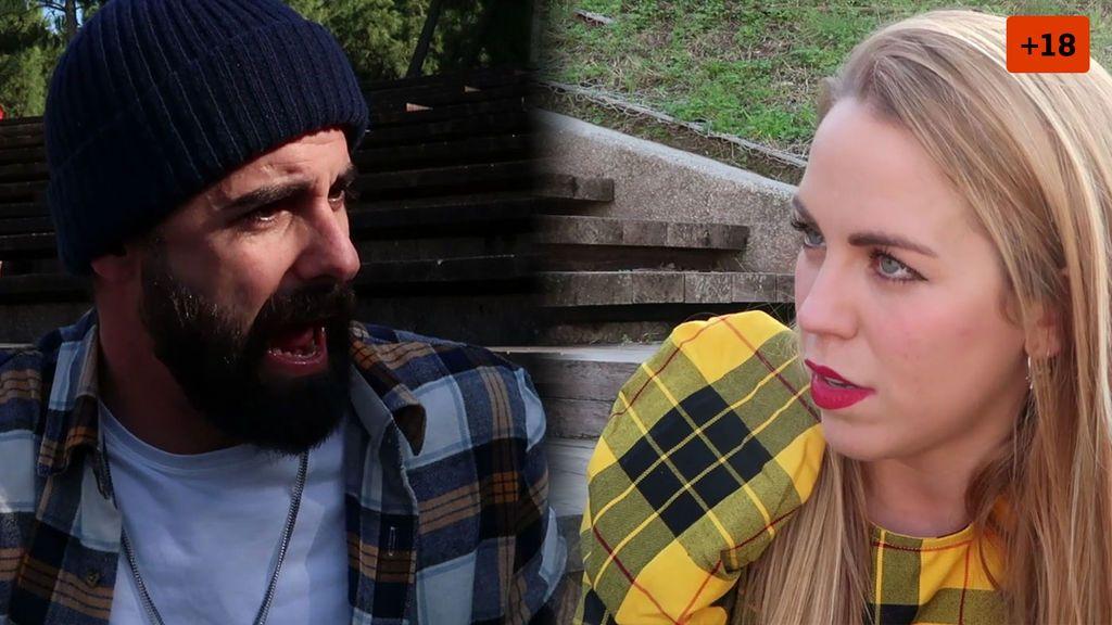 Jonathan le pide a Yoli que deje de exponer a Valeria y borre su perfil (1/2)