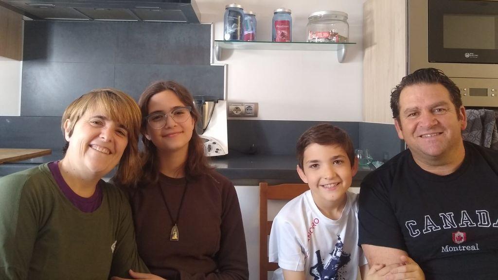 La familia que estuvo tres años en autocaravana: De vivir por el mundo al confinamiento