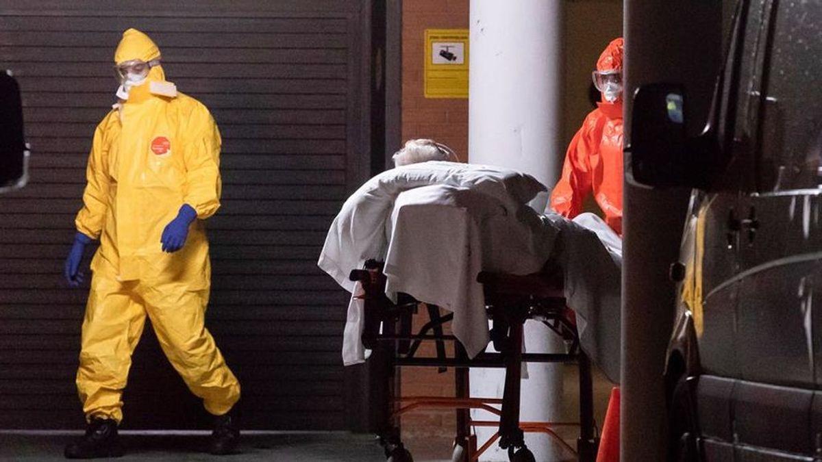 Última hora del coronavirus:   39.673 contagiados y 2.696 muertos en España, más de 500 en las últimas 24 horas