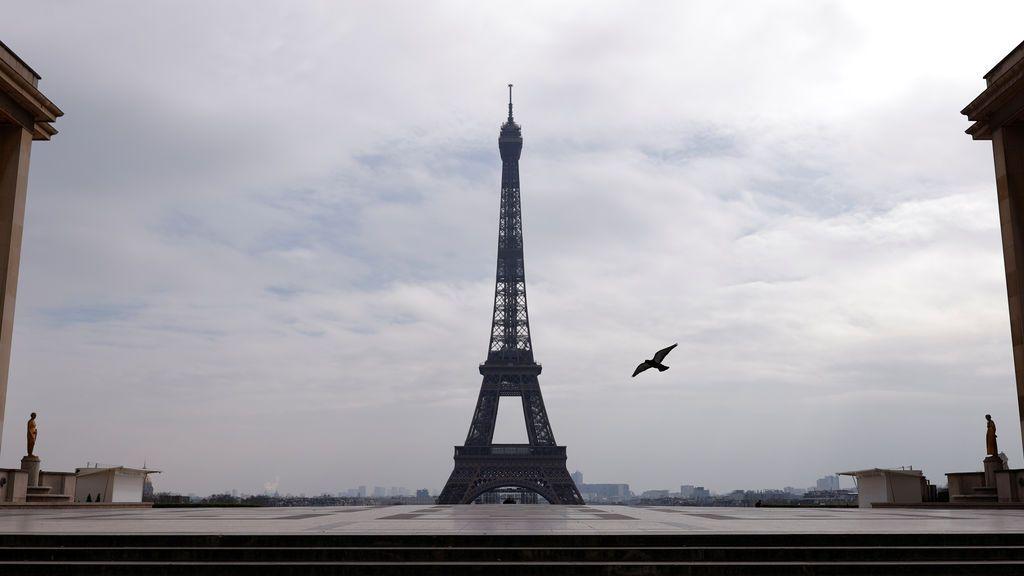 Plaza del Trocadero. París (Francia)
