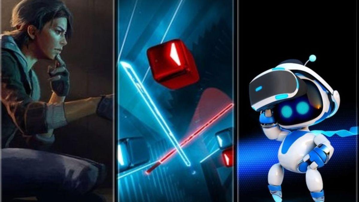 Juegos realidad virtual VR